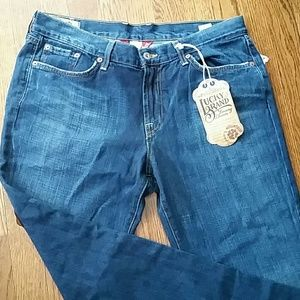 NWT Men's Lucky Brand Jeans